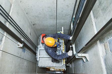 Elevator Shaft Repair